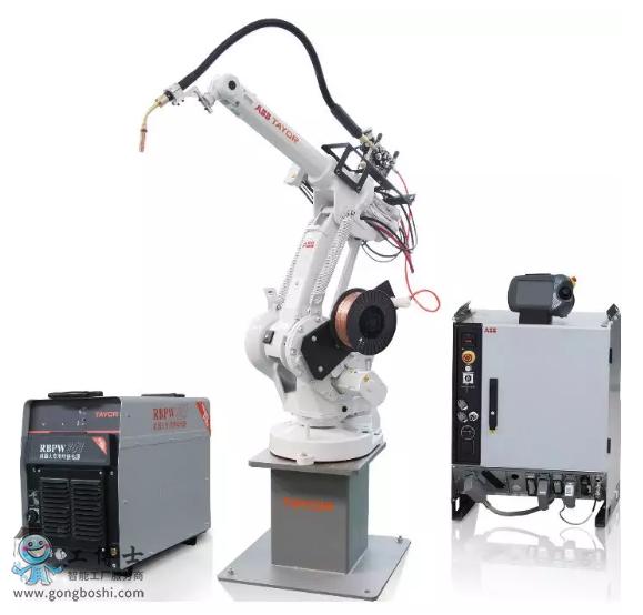 ABB机器人焊接