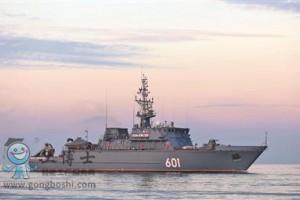 俄海军扫雷机器人首秀