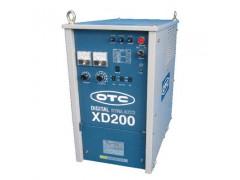 微电脑数字控制CO₂/MAG焊接机 XD200|OTC机器人|OTC焊机|OTC焊接电源