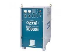 微电脑数字控制多功能CO₂/MAG焊接机XD600G|OTC机器人|OTC焊机|OTC焊接电源