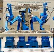 安川机器人服务商