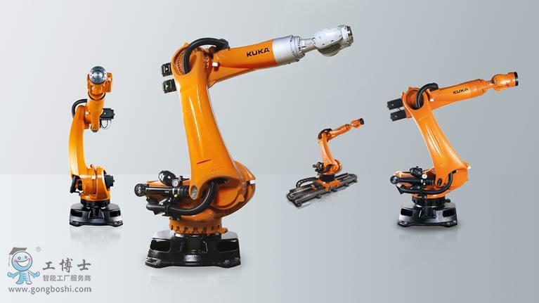 库卡机器人