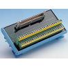 研华ADAM-3950 50芯扁平电缆接线端子 DIN导轨安装