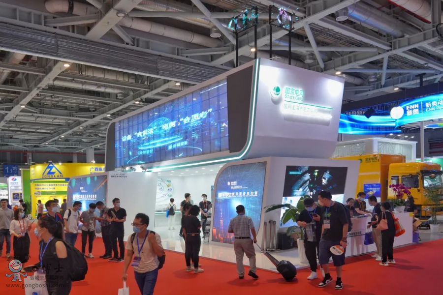 新基建大潮涌动,一起探秘工博会5G+电力新玩法!
