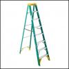 稳耐梯子5909CN玻璃钢单侧人字梯2.7米(承重102千克),耐压:35KV