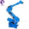 安川工业机器人 切割+集装机搬运 MA1400  自动化解决方案