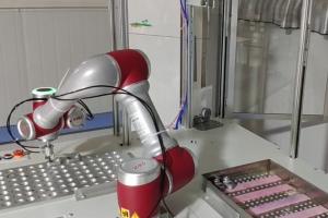 节卡机器人涂胶解决方案