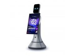 猎户星空 豹大屏机器人 迎宾接待 人脸识别 广告宣传 政务咨询 人机交互 数据分析