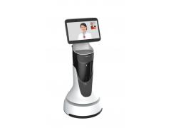 豹小医  猎户星空  机器人在线问诊  机器人分身 远程对话