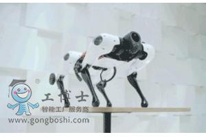 """腾讯发布首个全自研四足机器人""""机器狗Max"""""""