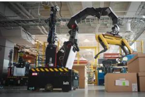 波士顿动力的仓库机器人Strentch来了