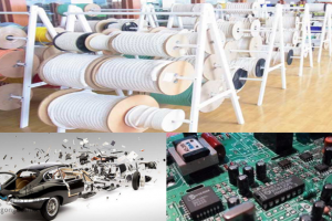 【现代机器人】HH050丝盘上下料项目解决方案