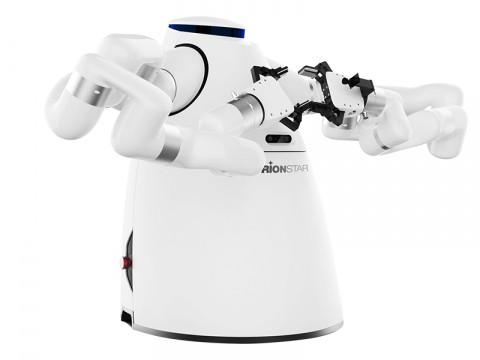 智咖大师机器人 新零售机器人  咖啡机器人