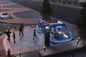 特斯拉智慧城市项目开始预定