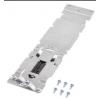 西门子变频器附件G120系列型号6SL3262-1BB00-0BA0DIN导轨安装适配器 ,用于功率
