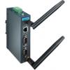 研华EKI-1362 2端口工业无线串口服务器 RS-232 422 485转802.11bgn