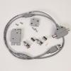 AB罗克韦尔PLC模块 1786BNC 1786-BNC 同轴连接器介质