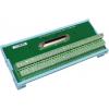 研华ADAM-3968 接线端子 DIN导轨安装的68脚SCSI-II